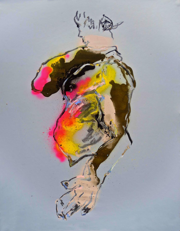 Arnaud-Franc-Sous-l'epiderme-un-seisme-grandissant