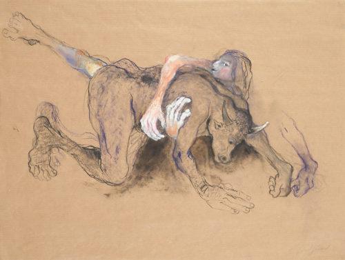 Colette Grandgérard Minotaure 1