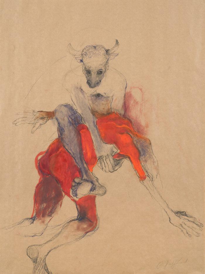 Colette Grandgérard Minotaure 3