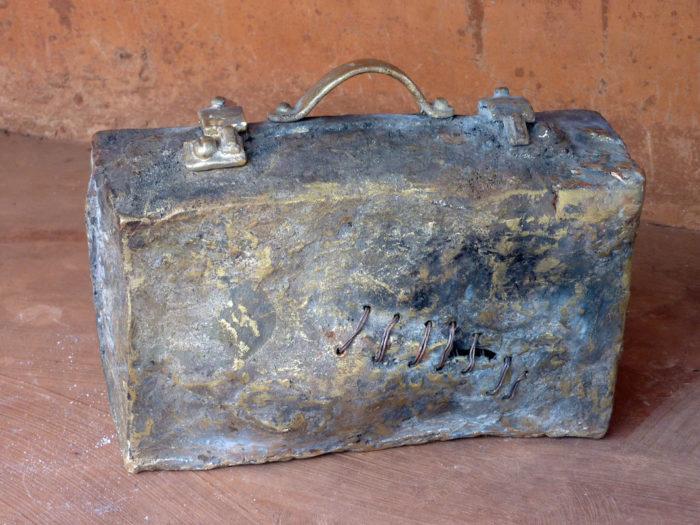 Colette Grandgérard Voyage en archéologie 2
